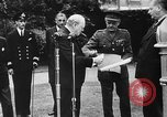 Image of Winston Churchill United Kingdom, 1941, second 30 stock footage video 65675053571