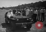Image of Prince George visits Martin Aircraft factory Middle River Maryland USA, 1941, second 26 stock footage video 65675053575