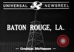 Image of Gas pipeline Baton Rouge Louisiana USA, 1941, second 2 stock footage video 65675053577