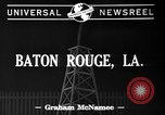 Image of Gas pipeline Baton Rouge Louisiana USA, 1941, second 3 stock footage video 65675053577
