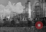 Image of Gas pipeline Baton Rouge Louisiana USA, 1941, second 5 stock footage video 65675053577