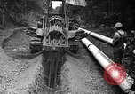 Image of Gas pipeline Baton Rouge Louisiana USA, 1941, second 7 stock footage video 65675053577