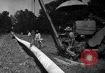 Image of Gas pipeline Baton Rouge Louisiana USA, 1941, second 17 stock footage video 65675053577