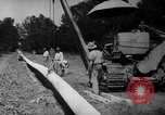 Image of Gas pipeline Baton Rouge Louisiana USA, 1941, second 18 stock footage video 65675053577