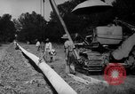 Image of Gas pipeline Baton Rouge Louisiana USA, 1941, second 19 stock footage video 65675053577
