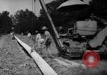 Image of Gas pipeline Baton Rouge Louisiana USA, 1941, second 20 stock footage video 65675053577