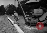 Image of Gas pipeline Baton Rouge Louisiana USA, 1941, second 21 stock footage video 65675053577