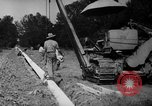 Image of Gas pipeline Baton Rouge Louisiana USA, 1941, second 22 stock footage video 65675053577