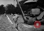 Image of Gas pipeline Baton Rouge Louisiana USA, 1941, second 25 stock footage video 65675053577