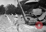Image of Gas pipeline Baton Rouge Louisiana USA, 1941, second 26 stock footage video 65675053577
