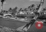 Image of water skiing Miami Florida USA, 1942, second 10 stock footage video 65675053585