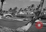 Image of water skiing Miami Florida USA, 1942, second 12 stock footage video 65675053585