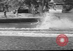 Image of water skiing Miami Florida USA, 1942, second 31 stock footage video 65675053585