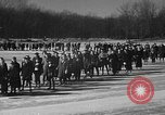 Image of Ice skating La Crosse Wisconsin USA, 1942, second 4 stock footage video 65675053586