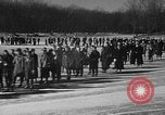 Image of Ice skating La Crosse Wisconsin USA, 1942, second 6 stock footage video 65675053586
