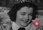 Image of Ice skating La Crosse Wisconsin USA, 1942, second 8 stock footage video 65675053586