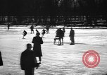 Image of Ice skating La Crosse Wisconsin USA, 1942, second 13 stock footage video 65675053586