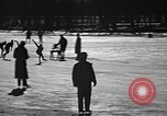Image of Ice skating La Crosse Wisconsin USA, 1942, second 15 stock footage video 65675053586