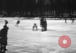 Image of Ice skating La Crosse Wisconsin USA, 1942, second 34 stock footage video 65675053586