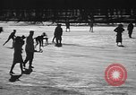Image of Ice skating La Crosse Wisconsin USA, 1942, second 36 stock footage video 65675053586