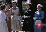 Image of National Academy Convention Palo Alto California USA, 1951, second 4 stock footage video 65675053593