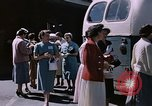 Image of National Academy Convention Palo Alto California USA, 1951, second 42 stock footage video 65675053593