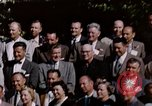 Image of National Academy Convention Palo Alto California USA, 1951, second 28 stock footage video 65675053606