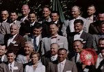 Image of National Academy Convention Palo Alto California USA, 1951, second 31 stock footage video 65675053606