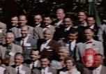 Image of National Academy Convention Palo Alto California USA, 1951, second 32 stock footage video 65675053606
