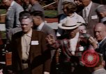 Image of National Academy Convention Palo Alto California USA, 1951, second 48 stock footage video 65675053606