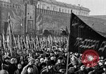 Image of Red Army soldiers headed toward Poland Moscow Russia Soviet Union, 1919, second 2 stock footage video 65675053618