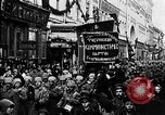 Image of Red Army soldiers headed toward Poland Moscow Russia Soviet Union, 1919, second 13 stock footage video 65675053618