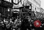 Image of Red Army soldiers headed toward Poland Moscow Russia Soviet Union, 1919, second 14 stock footage video 65675053618