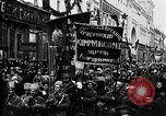 Image of Red Army soldiers headed toward Poland Moscow Russia Soviet Union, 1919, second 17 stock footage video 65675053618