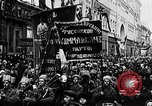 Image of Red Army soldiers headed toward Poland Moscow Russia Soviet Union, 1919, second 18 stock footage video 65675053618