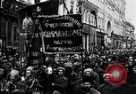Image of Red Army soldiers headed toward Poland Moscow Russia Soviet Union, 1919, second 19 stock footage video 65675053618