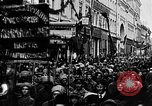 Image of Red Army soldiers headed toward Poland Moscow Russia Soviet Union, 1919, second 21 stock footage video 65675053618