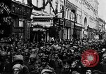 Image of Red Army soldiers headed toward Poland Moscow Russia Soviet Union, 1919, second 22 stock footage video 65675053618