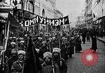 Image of Red Army soldiers headed toward Poland Moscow Russia Soviet Union, 1919, second 25 stock footage video 65675053618