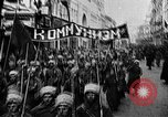 Image of Red Army soldiers headed toward Poland Moscow Russia Soviet Union, 1919, second 26 stock footage video 65675053618