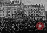 Image of Red Army soldiers headed toward Poland Moscow Russia Soviet Union, 1919, second 32 stock footage video 65675053618