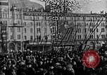 Image of Red Army soldiers headed toward Poland Moscow Russia Soviet Union, 1919, second 35 stock footage video 65675053618