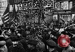 Image of Red Army soldiers headed toward Poland Moscow Russia Soviet Union, 1919, second 48 stock footage video 65675053618