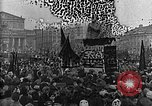 Image of Red Army soldiers headed toward Poland Moscow Russia Soviet Union, 1919, second 55 stock footage video 65675053618