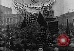 Image of Red Army soldiers headed toward Poland Moscow Russia Soviet Union, 1919, second 57 stock footage video 65675053618