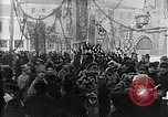 Image of Red Army soldiers headed toward Poland Moscow Russia Soviet Union, 1919, second 59 stock footage video 65675053618