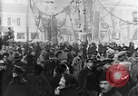 Image of Red Army soldiers headed toward Poland Moscow Russia Soviet Union, 1919, second 60 stock footage video 65675053618