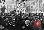 Image of Red Army soldiers headed toward Poland Moscow Russia Soviet Union, 1919, second 62 stock footage video 65675053618