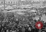 Image of Open air market  Moscow Russia Soviet Union, 1924, second 6 stock footage video 65675053624