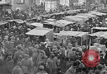 Image of Open air market  Moscow Russia Soviet Union, 1924, second 12 stock footage video 65675053624